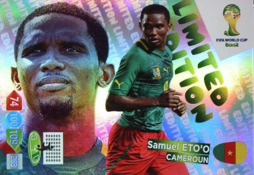 fifa-world-cup-2014-brazil-adrenalyn-xl-samuel-etoo-limited-edition