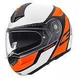 Vorbestellung 2017 Schuberth C3 Pro Echo Orange Motorradhelm