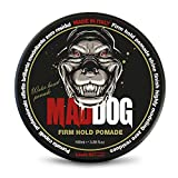 Firm Hold Pomade 100ml Mad Dog. Cera capelli uomo 100% Made in Italy