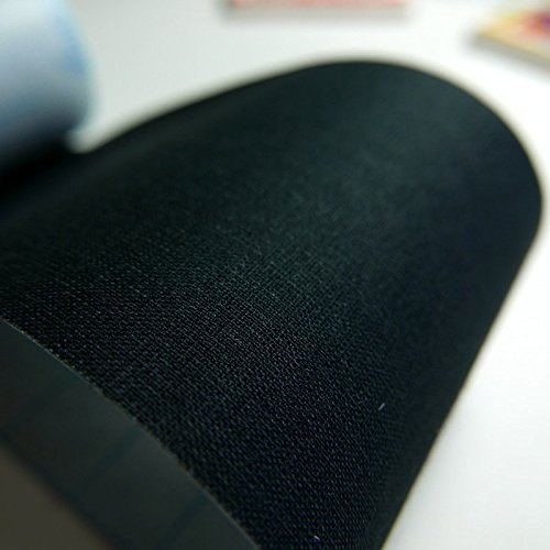 filmoplast T – bookbinding Cloth, acid-free Book Spine Repair Tape (Black) 1 Meter x 8 cm – Free UK Delivery by Vintage Paper CO
