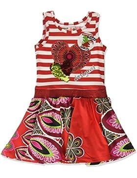 Desigual Mädchen Kleid Vest_el Aaiún