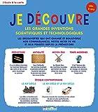 Telecharger Livres Je decouvre les grandes inventions scientifiques et technologiques des 8 ans (PDF,EPUB,MOBI) gratuits en Francaise