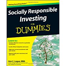 Socially Responsible Investing for Dummies (For Dummies Series)