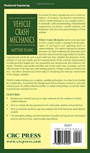 Vehicle Crash Mechanics