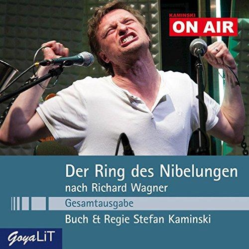 Der Ring des Nibelungen (Gesamtausgabe): Nach Richard Wagner Der E-mythos Hörbuch