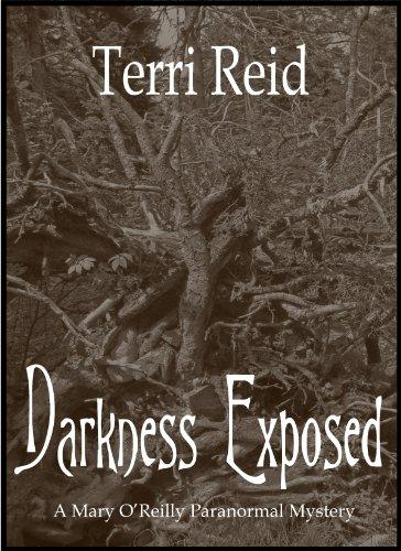 Buchseite und Rezensionen zu 'Darkness Exposed (A Mary O'Reilly Paranormal Mystery Book 5) (English Edition)' von Terri Reid