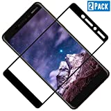 TOCYORIC Screen Protector for Nokia 6.1 and Nokia 6 2018 [2