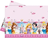 Amscan Princess Glamour Table Cover Party Accessory