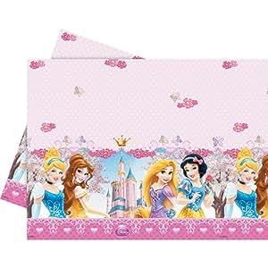 "'Nappe en PVC ""Princesses Disney, cm. 120x 180"