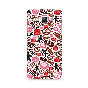 High Quality Printed Cover Case for Samsung A5 Model - Bakery Love