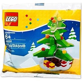 LEGO 40024 Creator – Árbol de Navidad (77 Piezas)