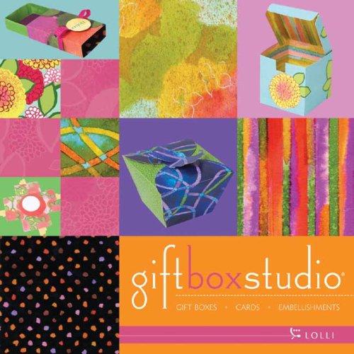 Gift Box Studio Lolli: Gift Boxes, Cards, Embellishments (Create & Treasure (C&T Publishing)) (Library Box Card)