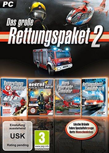 Das Rettungs-Simulationspaket 2
