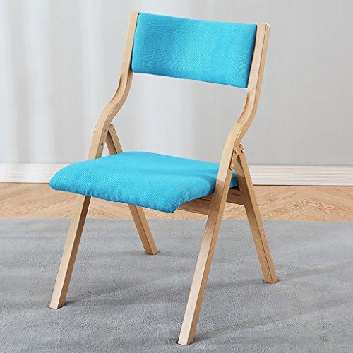 Tuch Traversen Klappstuhl Lässig Stuhl Home Einfache Nordic Dining Chair Erwachsene Schreibtisch Stuhl Restaurant Rückenlehne Stuhl