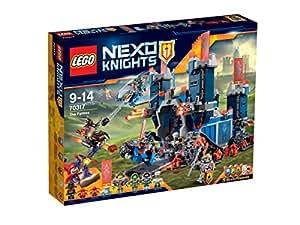 LEGO Nexo Knights 70317 – Fortrex – Die rollende Festung
