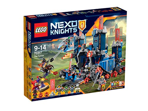 LEGO-Nexo-Knights-70317-The-Fortrex