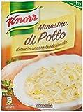 Knorr - Minestra di Pollo, Per 4 Porizoni - 63 g