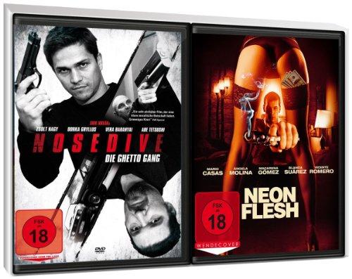 Nosedive - Die Ghetto Gang / Neon Flesh [2 DVDs]