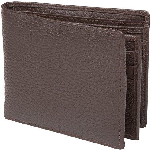 access-denied-uomo-portafoglio-di-pelle-rfid-blocco-cioccolato-fondente