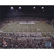 Orange Bowl - University of Miami ; letzten Heimspiel in der Orange Bowl von den Hurricanes gespielt Photo Print (25,40 x 20,32 cm)