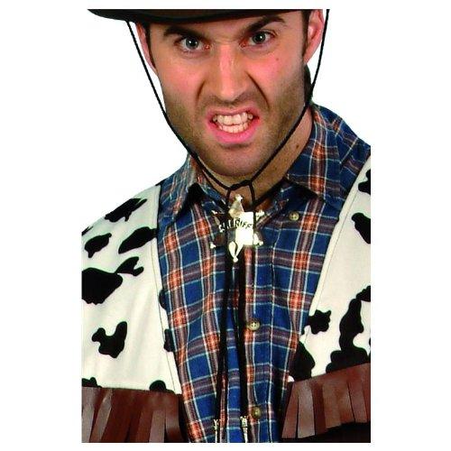 Aptaftes-Cravate-cowboy-toile-shrif