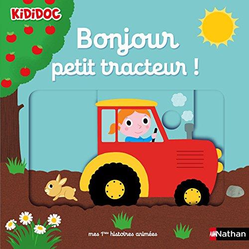 Vignette du document Bonjour petit tracteur !