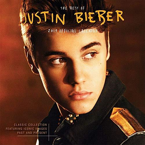 Justin Bieber 2019 Calendar