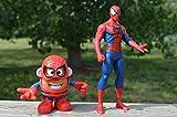 Home Comforts Superhero Toys Action Figures Spiderman Poster tête de Pommes de Terre...