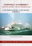 Farewell Canberra Dvd: P&O Orient Line