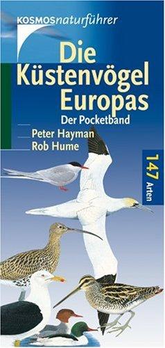 Die Küstenvögel Europas: Der Pocketband