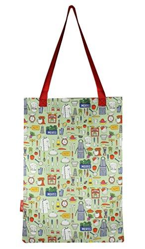 Selina-Jayne Chef Limited Edition Designer Baumwolltasche (Tote Bag) - Designer Chef-hose