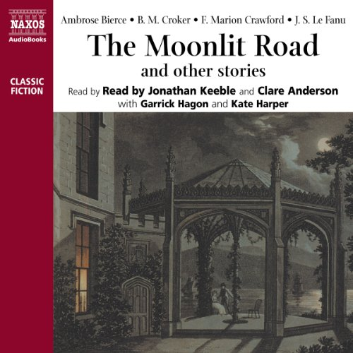 Moonlit Road and Other Chilling Stories  Audiolibri