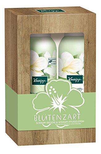 Kneipp Geschenkpackung Blütenzart (Schaum-Dusche, Schaum-Pflegelotion), 1er Pack