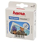 Hama Photo Corners 500 - esquinas de fotos (transparente, blanco)