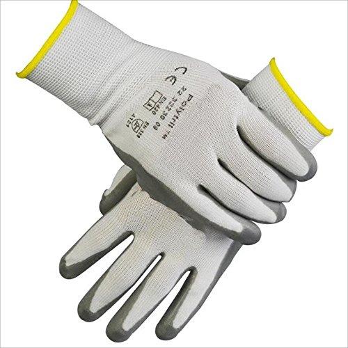 Arbeitshandschuhe, Gloves Gardening Supplies Anti-Piercing Anti-Verschleiß-Komfort geeignet für Familie im Freien für Hofarbeit, Gartenarbeit, Bauernhof, Lager