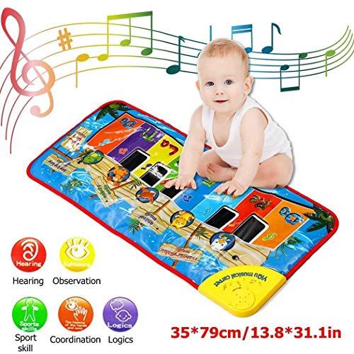 Gioco per Bambini tappeto musicale animali