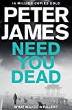 Need You Dead (Roy Grace)