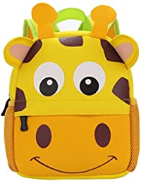 Herrenbekleidung & Zubehör Kleinkind Kind Kinder Junge Mädchen 3d Cartoon Tier Rucksack Schule Tasche Kindergarten 1-7 T Kinder Cartoon Rucksäcke Nette Schule Tasche