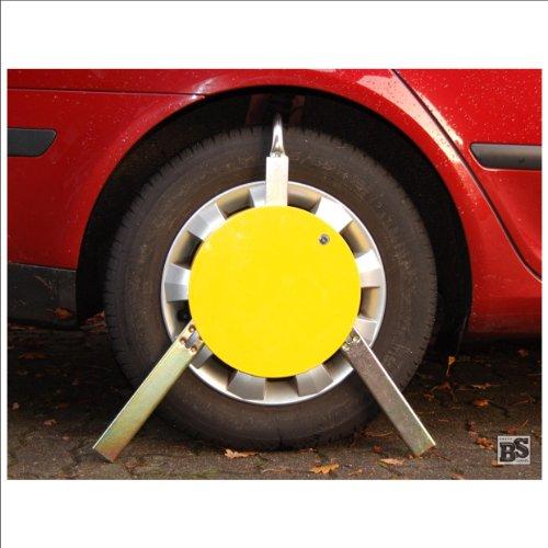 Radkralle BS-Midi 225-2004 - Felgen 13 bis 15 Zoll - 185 mm bis 225 mm Reifenbreite Anhänger-felgen 15 Zoll