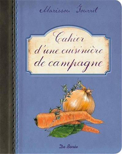 Cahier d'une cuisinière de Campagne