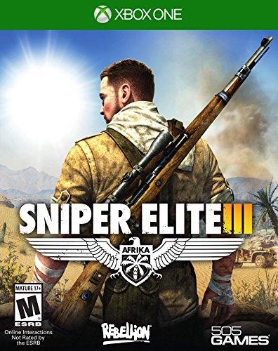 505 Games Sniper Elite 3 XOne – Juego (Xbox One, Shooter, RP (Clasificación pendiente)) 51DW lW3JFL