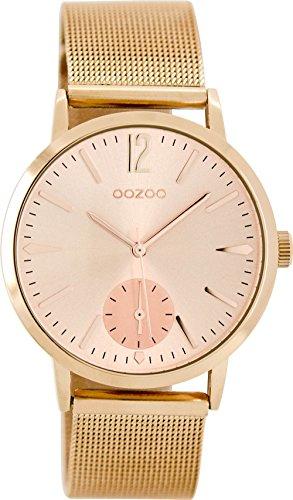Oozoo Damen-Armbanduhr C8619