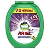 Ariel 3in1 Pods Colorwaschmittel, 1er Pack (1 x 80 Waschladungen) - Ariel