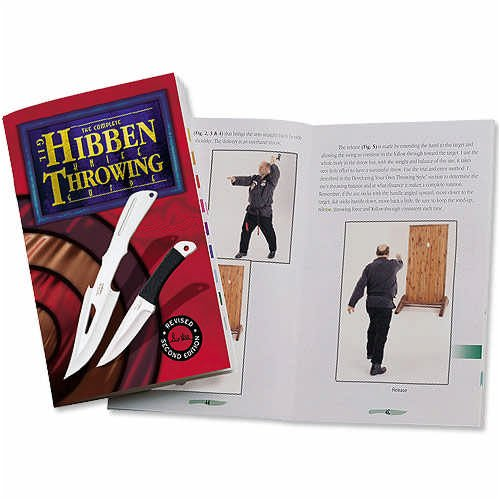 The Complete Gill Hibben Knife Throwing Guide