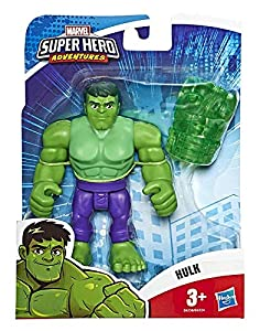 Hasbro- Marvel Super Hero Figuras 12cm, (E6224EU40)