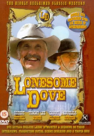 Western: Lonesome Dove mit Robert Duvall, Tommy Lee Jones, Danny Glover