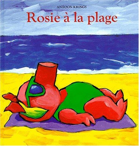 Rosie a la plage