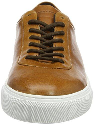 Royal RepubliQ Herren Spartacus Oxford Shoe-Tan Sneaker Braun (Tan)