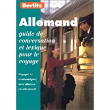 ALLEMAND. : Guide de conversation