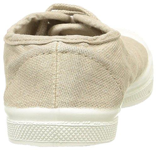 Bensimon E15004c157, Baskets Basses Mixte Enfant Beige (105 Coquille)